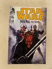 STAR WARS DARTH MAUL SON OF DATHOMIR #1 NM- 9.2 WIZARD WORLD VARIANT COVER