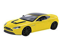 Aston Martin V12 Vantage S in Yellow (1:24 scale by Motor Max 79322Y)