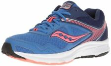 Saucony Women's Cohesion 10 Running Shoe Blue/Coral 10 B(M) US New