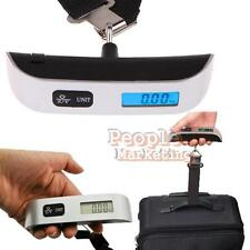 Digital Electronic Portable Luggage Suitcase Travel Bag Weight Hanging Scales #P