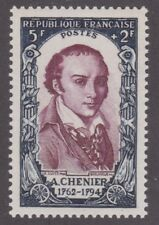 France 1950 #B249 André de Chénier - MNH