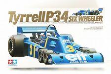 TAMIYA 1/12 Tyrrell 34 SIX WHEELER BIG SCALE SERIES No,19 VERY RARE!!