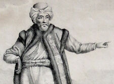 Sultans-Garde 1822 Bostangi Baschi Bostanji bostancıbaşı C.Hampel Menzel