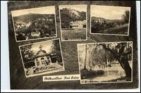 BAD SULZA Thüringen DDR 1967 Mehrbild-AK 5 Ansichten