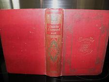Quentin Durward by Walter Scott, 1923, hardback Vintage book,