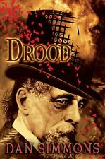 Signed by Dan Simmons, DROOD, Subterranean Press, Limited, New