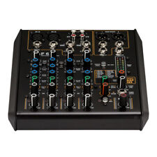 RCF F-6X 6 Channel Mixing Console Recording Karaoke Multi FX Mixing Desk