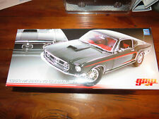 Limited Edition GMP 1968 Ford Mustang Cobra Jet Undisplayed 1/24