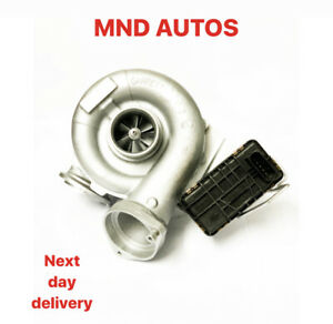 TURBOCHARGER FOR BMW 730D X5 X6 3.0 765985, 758351