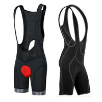 Summer Pro Shockproof Cycling Bib Shorts With Padded Mountain Bike Shorts Pants