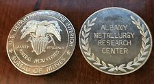 Us Government Department of the Interior, Bureau of Mines Station Coins Memorabi