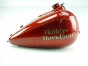 91 Harley Davidson Electra Planear Touring FLHT Gas Combustible Tanque