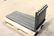 FKAnh/ängerteile 40 x Schleuderhaken Planenhaken schwarz f/ür Expanderseil etc.