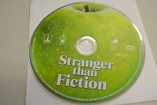 Stranger Than Fiction (DVD, 2007)Disc Only Free Shipping 4-133