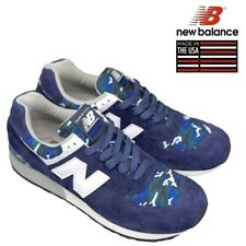 NWB New Balance US576 Blue Camo Made in the USA