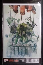 PLANET HULK  # 4. SECRET WARS . MARVEL COMICS BAGGED BOARDED