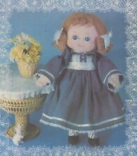 Daisy Mae Doll Pattern Uncut Lacie Doll Dress Slip Bloomers Shoes Vintage Oop