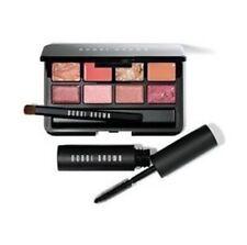Bobbi Brown To Go Sunrise Lip Gloss Palette Brush Mascara Great With Lipstick