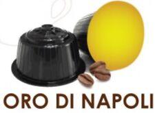 160 CAPSULE CAFFE' ORO DI NAPOLI COMPATIBILI DOLCE GUSTO