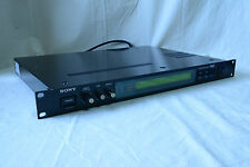 Sony DPS-R7 Digital Reverberator new internal battery & refurbished!