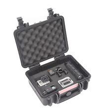 Heavy Duty Impact Camera Hard Case Box W/ Foam Waterproof for GoPro Nikon Canon