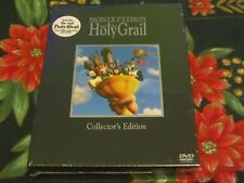 ~MONTY PYTHON AND THE HOLY GRAIL COLLECTOR'S EDITION~FILM CEL~SCREENPLAY~2 DVD~
