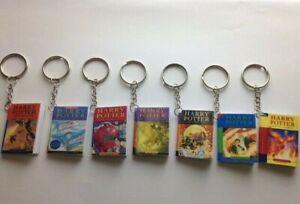 Harry Potter Keyring - Full Set of Keychains