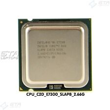 Intel Core 2 Duo E7300 2.66GHz SLAPB LGA775 Dual-Core CPU Working Pull