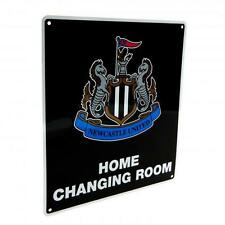 Newcastle United F.C - Home Changing Room Sign - GIFT / PLAQUE