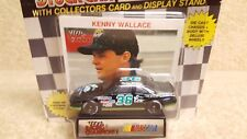 New 1992 Racing Champions 1:64 Diecast NASCAR Kenny Wallace Cox Lumber Pontiac