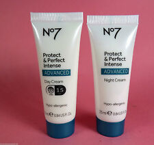 Boots No. 7 Anti-Ageing Day & Night Creams