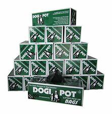 Dogipot 1402-20 20 Roll Case Litter Pick up Bag Rolls 200 Bags per Roll 4000 .
