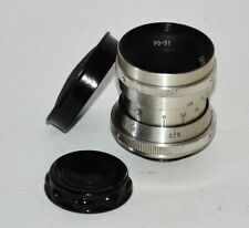 RUSSIAN USSR RO-51 2,8 /20mm lens for KIEV-16S-3 camera