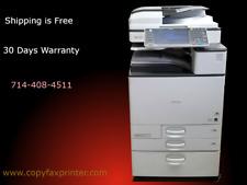 Ricoh Mp C4503 Color Copier Printer Scanner Low Meter