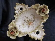 Green Capodimonte Porcelain & China