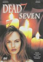 DEAD 7 SEVEN - DVD- Brand New & Sealed - Fast Ship! DVD BD-09/12