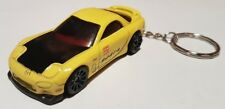Hotwheels 95 mazda RX-7  keyring diecast car