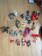 Vintage MOTU lot + Transformers + more: He-man, Soundwave, Snout Spout, Extendar