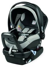 Peg Perego Primo Viaggio 4-35 Nido Infant Baby Car Seat & Load Leg Base Ice