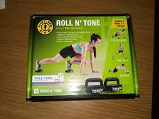 Roll N' Tone 3-in-1 Total Body Workout by Gold's Gym