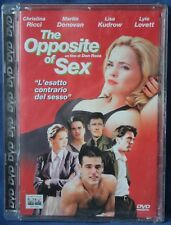 THE OPPOSITE OF SEX - DVD N.02914 JEWEL BOX