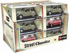 Bburago Classic Mini Cooper Red 1 32 43200 die Cast Plastic Case