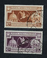CKStamps: Italian Stamps Collection Scott#CB1 CB2 Used