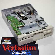 "Floppy Disk Drive FDD 5.25"" 5 1/4 TEAC FD-55GFR DS HD 1.2MB - IBM PC AT"