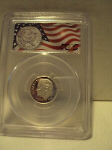 2015 w pcgs proof 69 silver dime first strike from march of dimes set