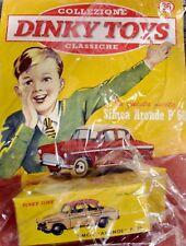 DINKY JUGUETES SIMCA ARONDE P 60 MINIATURAS 1:43 FRANCE COCHE MODELO DE AGOSTINI