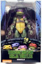 """NECA Teenage Mutant Ninja Turtles TMNT 1990 Movie Donatello 7"""" Action Figure New"""
