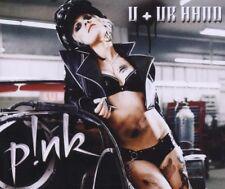 P!nk U + ur hand (2006) [Maxi-CD]