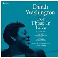 Washington, DinahFor Those In Love (New Vinyl)