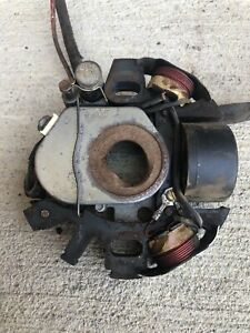 Tecumseh HH60 coil points ignition magneto assembly w/ Electric Start Troy-bilt
